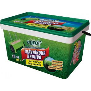 AGRO Trávníkové hn. plast. kb. 10 kg