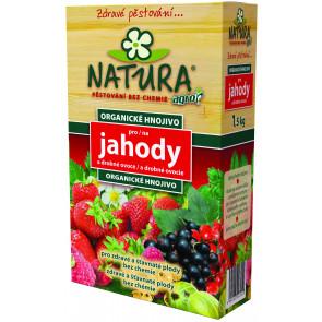 NATURA org. hn. pro jahody 1,5 kg