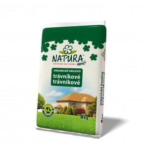 NATURA org. trávníkové hnojivo 8 kg