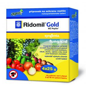 Ridomil Gold MZ Pepite 4x25 g