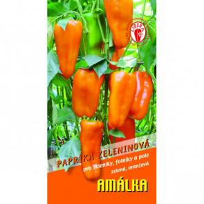 Paprika - Amálka (15-20 semen)