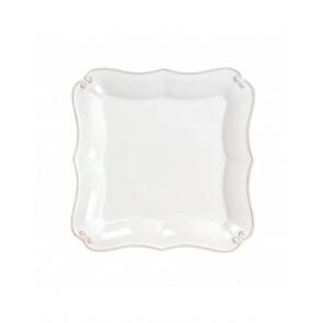 Dezertní talíř 20cm bílý BARROCO EGO