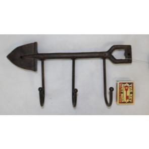 Vešiak lopatka 13,5x26,5x5cm