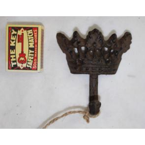 Háčik v tvare koruny 9x8x3cm