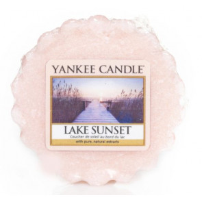 YANKEE CANDLE vosk - Lake Sunset 22g