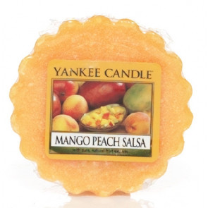 YANKEE CANDLE vosk - Mango Peach Salsa 22g