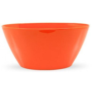 Obal OVAL 25cm (oranžový)