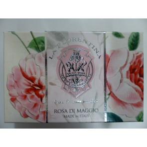 Darčekové mydlo Ruža 300g