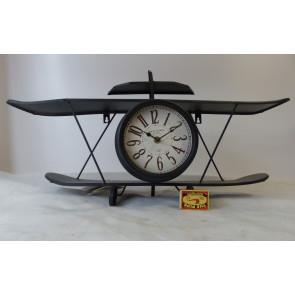 Hodiny model lietadla