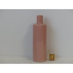 Fľaša ružová h30,5 d9 HAK