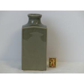 Fľaša šedá H25 9x11,5 HAK