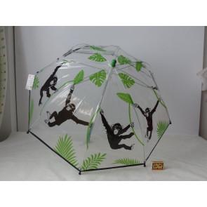 Dáždnik detský s opicami TI