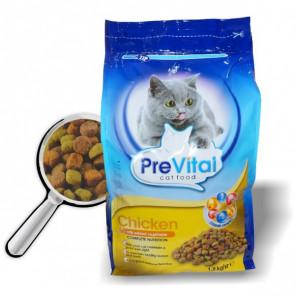 PreVital Cat kuřecí 1,8kg