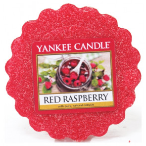 YANKEE CANDLE vosk - Red Raspberry 22g