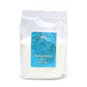 Sůl Himalájská jedlá bílá 600g
