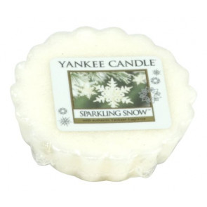 YANKEE CANDLE vosk - Sparkling Snow 22g