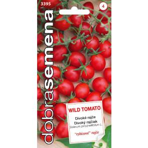 Dobrá semená Paradajka tyč. - Wild Tomato (Divoké paradajka) 40s