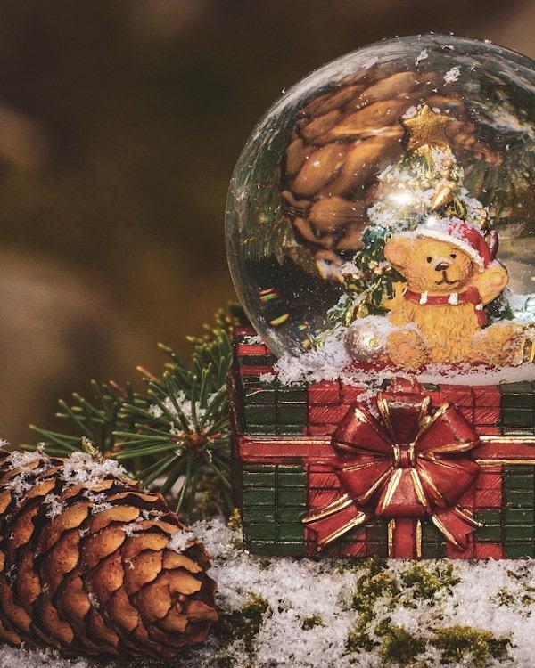 vianoční dekoracie